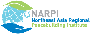 NARPI Logo Globe in hand under leaf